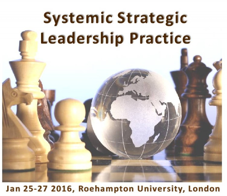 Systemic Strategic Leadership Practice Logo