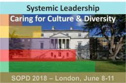 SOPD 2018 - caring for culture and diversity