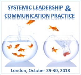 Systemic Leadership and Communication Practice October 2018