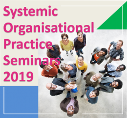 Systemic Organisational Practice Seminars 2019