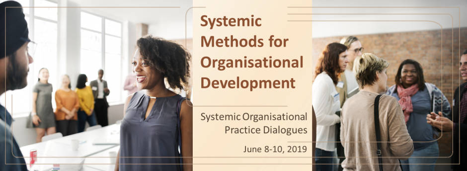 SOPD 2019 - Systemic Methods for Organisational Development