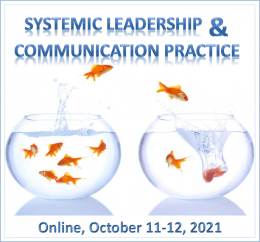 Systemic Leadership and Communication Practice, October 2021